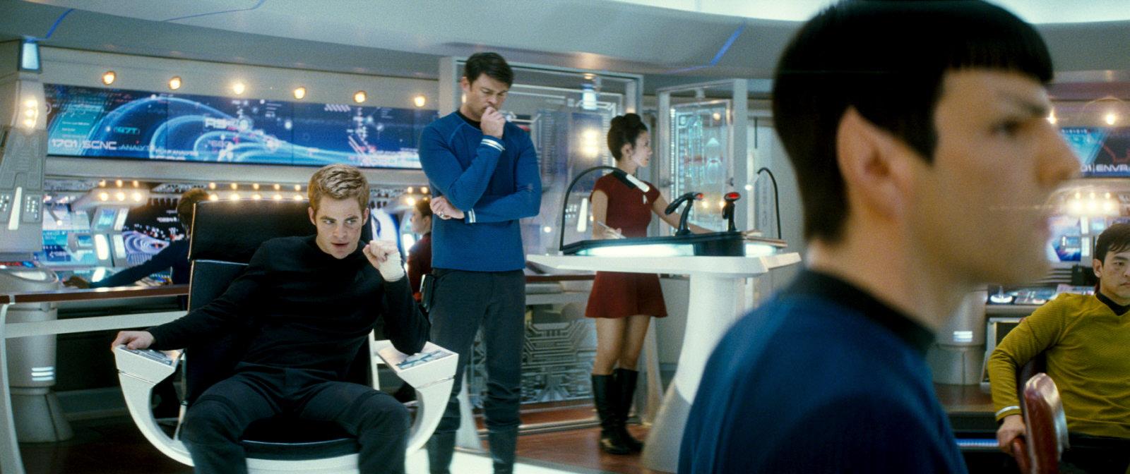 Star Trek 2009 Enterprise