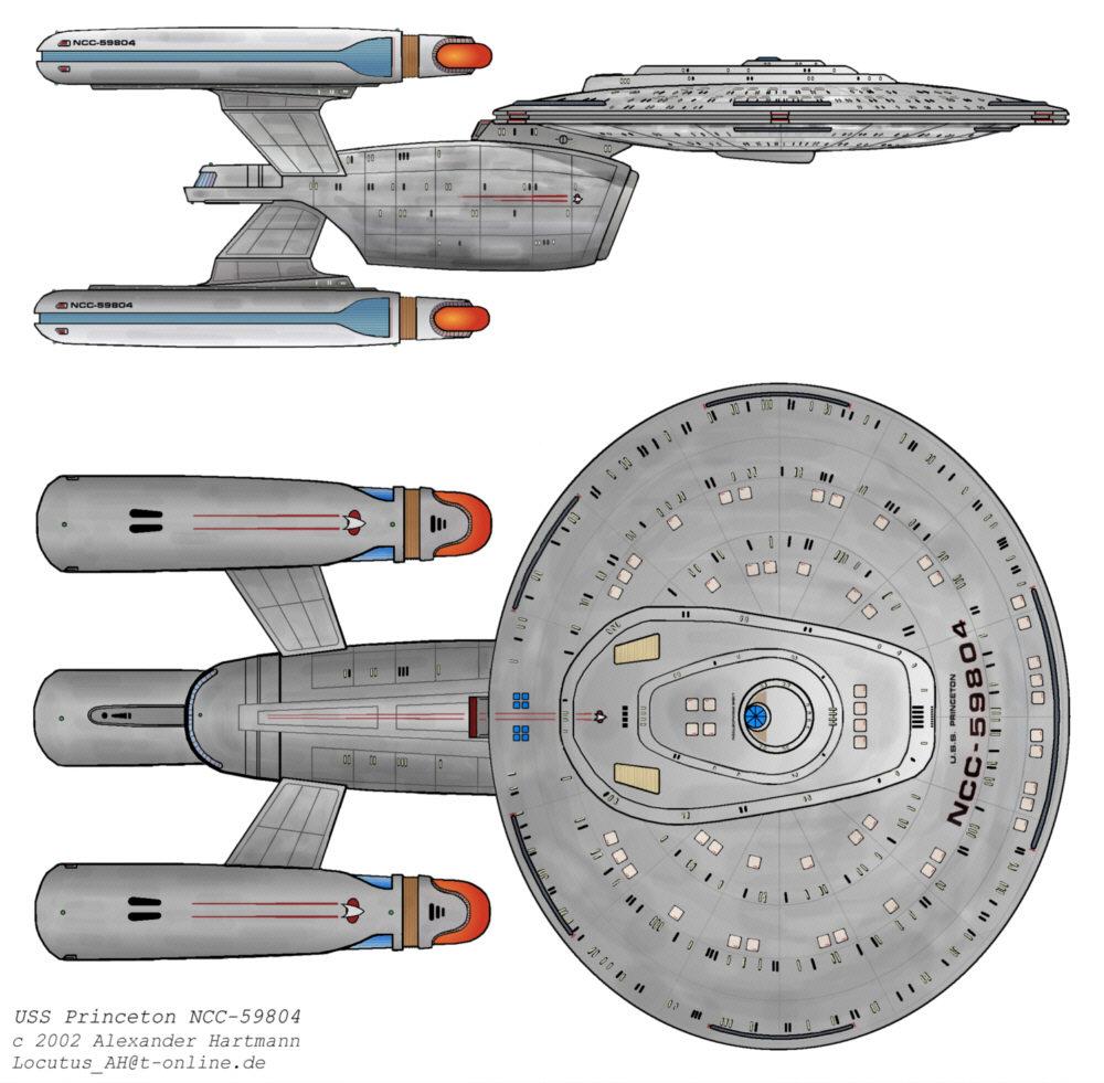 Ex Astris Scientia - Niagara Class Reconstruction