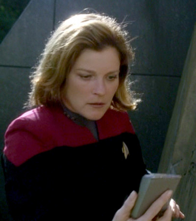 Ex Astris Scientia Star Trek Voyager Characters