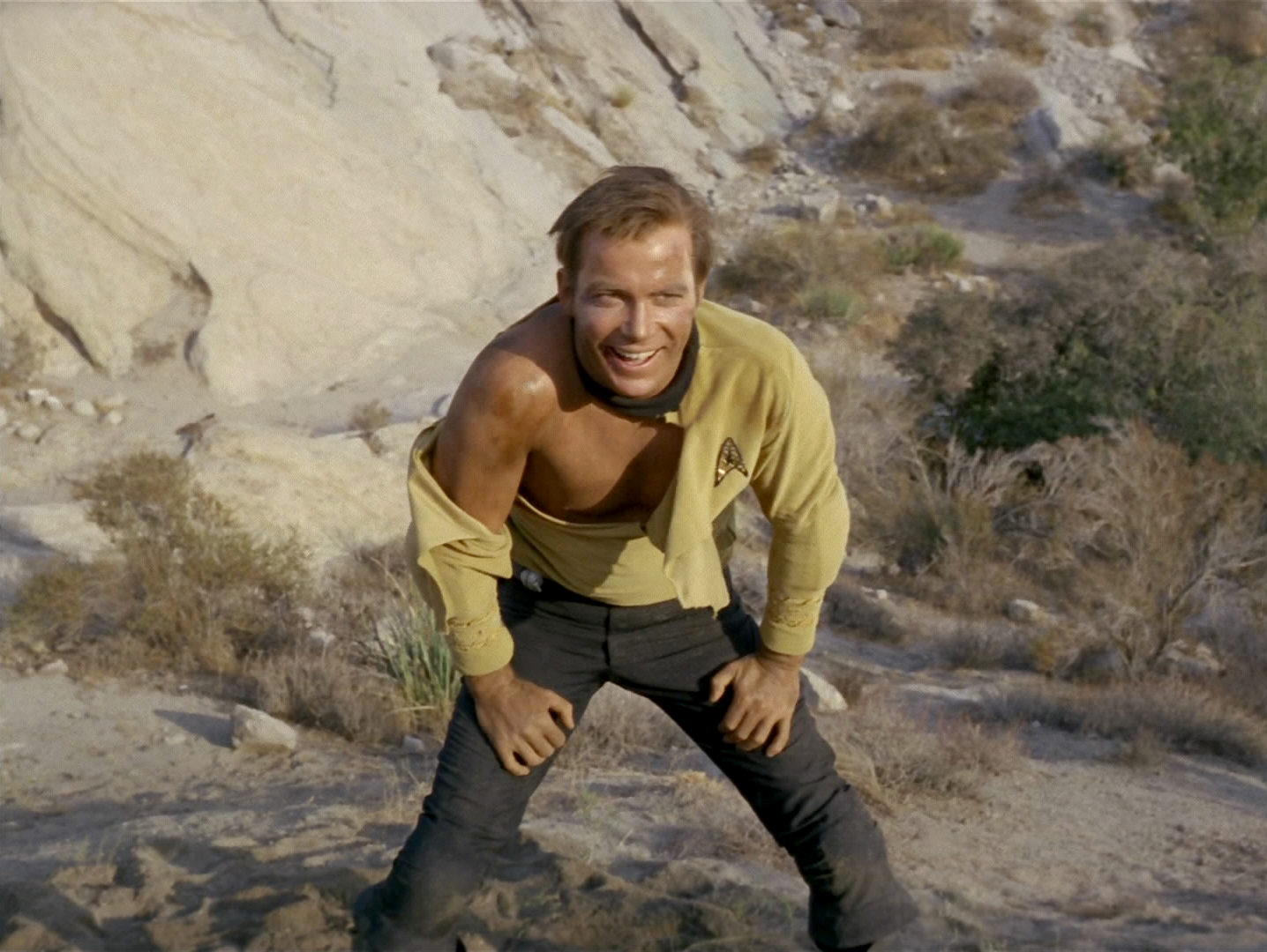 William shatner describes his first gay new york encounter