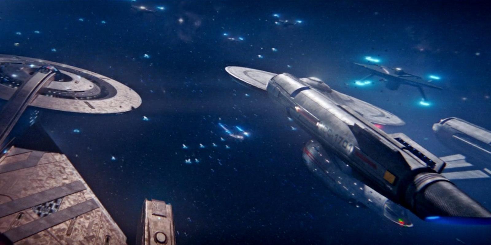 Ex Astris Scientia - Star Trek Discovery (DIS) Season 2