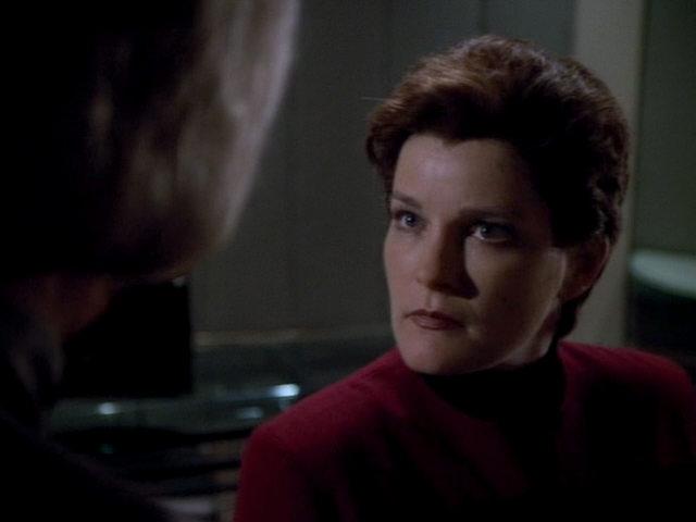 Janeway torres kess orgasm stories are