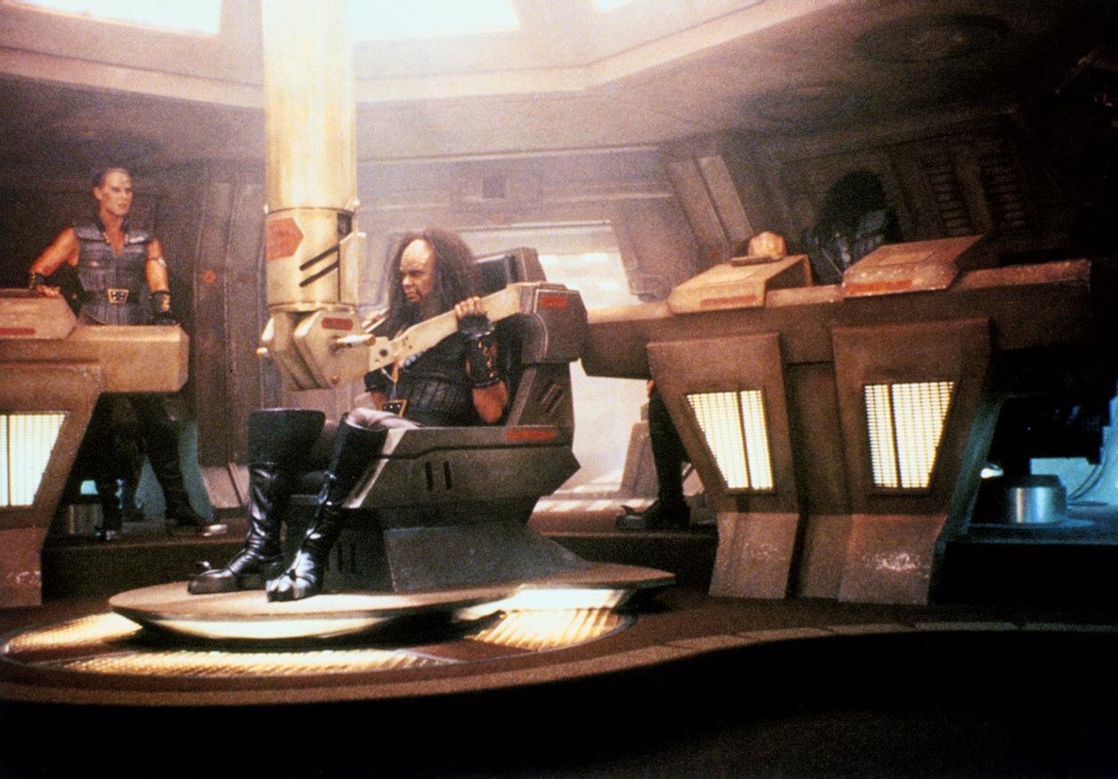 ST:III Bird of Prey Bridge - Star Trek: Bridge Commander ...