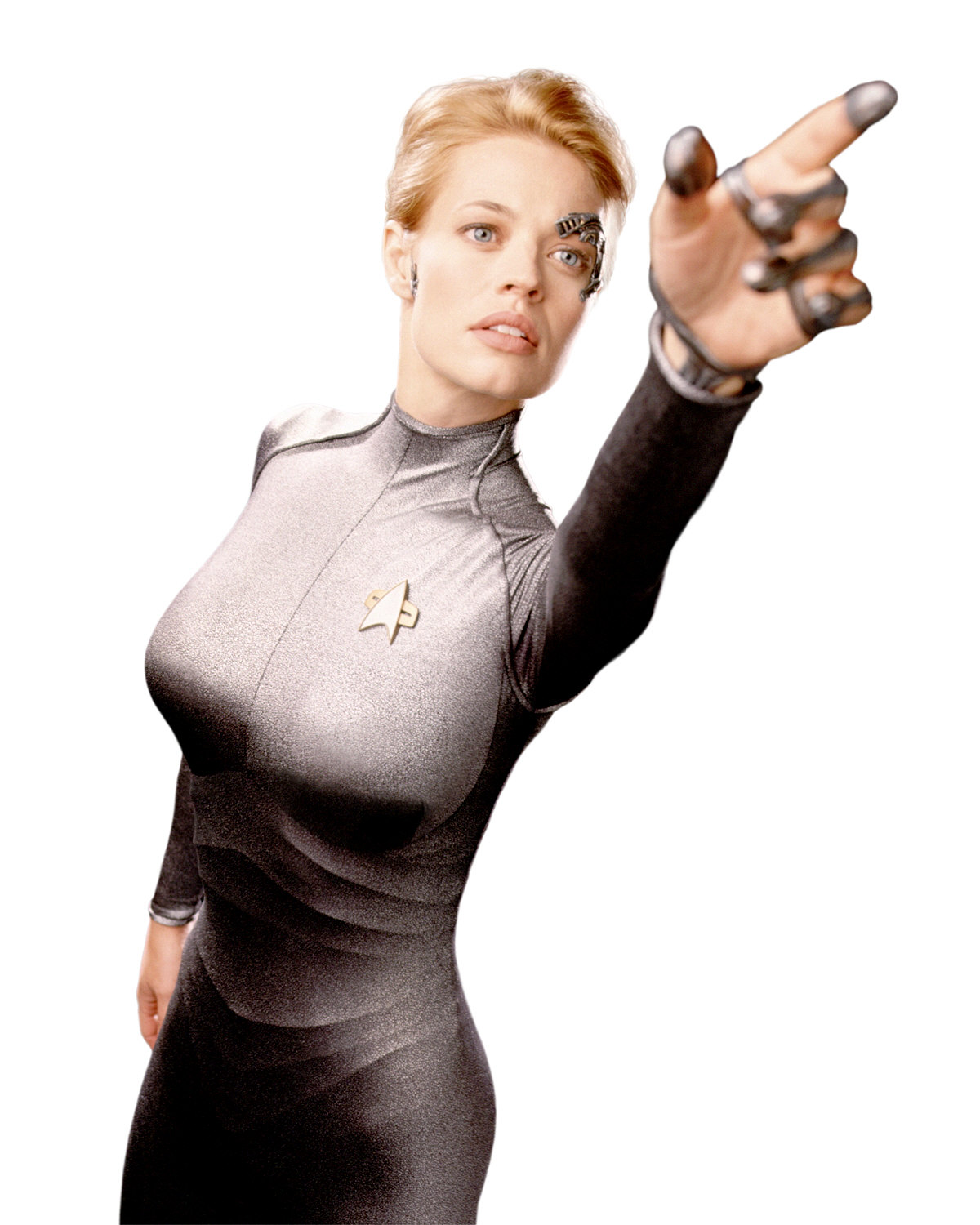 Seven of nine dating