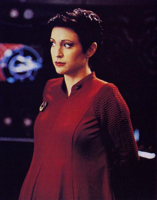 Pregnant Star Trek 65