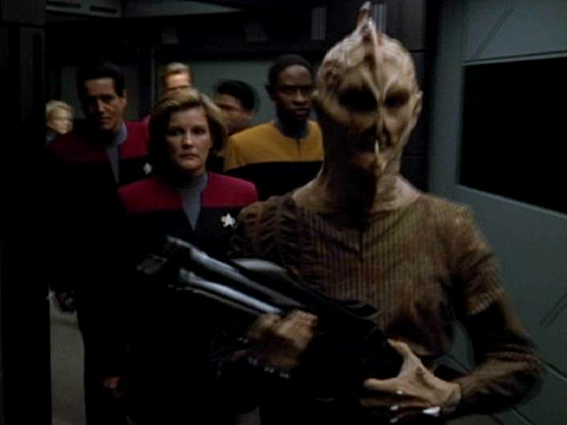 Image result for star trek voyager Waking Moments