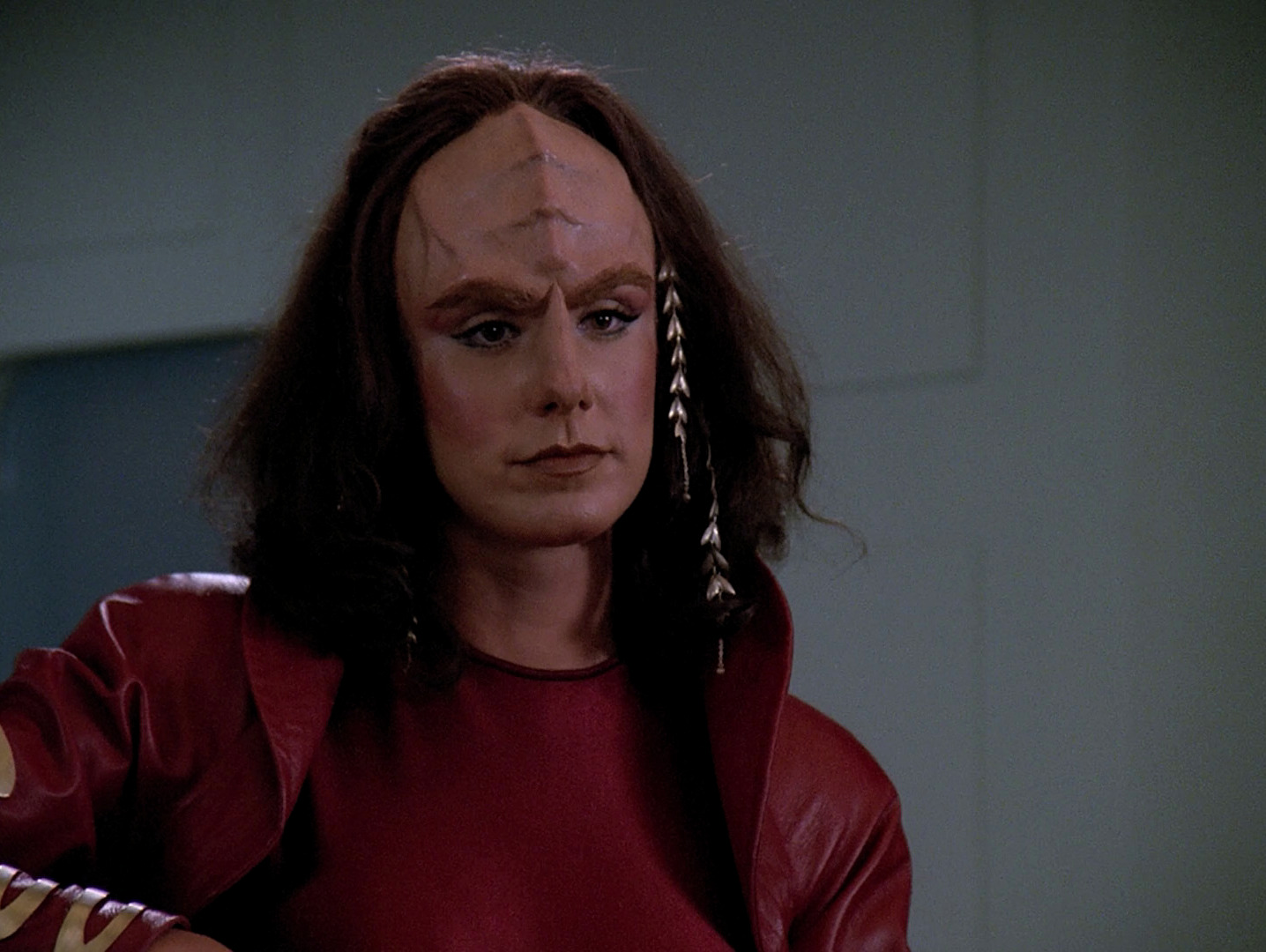 Ex Astris Scientia - The Evolution of Klingon Foreheads