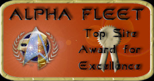 Alpha Fleet Top Site Award