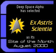 Deep Space Alpha Site of the Month