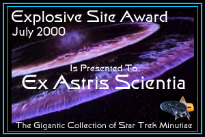Explosive Site Award by TGCofSTM
