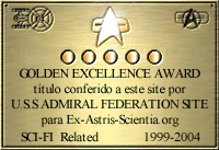 Federation Gold Award