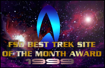 FSD Best Trek Site of the Month Award