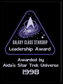 Galaxy Leadership Award