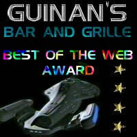 Guinan's Bar and Grille BOTW Award