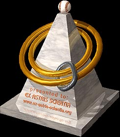 Quark's Gold Award