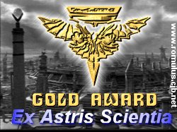 Romulus Gold Award