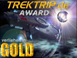 TrekTrip Gold Award