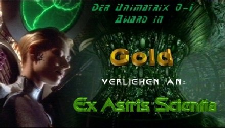 Unimatrix 0-1 Gold Award
