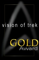 Vision of Trek Gold Award