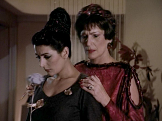 324 best images about Star Trek Cosplay on Pinterest ... |Deanna Troi Green