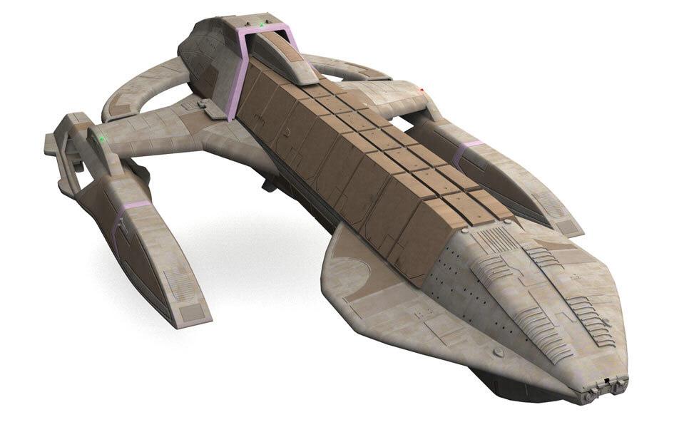 Ex Astris Scientia - Starship Gallery - Bajorans