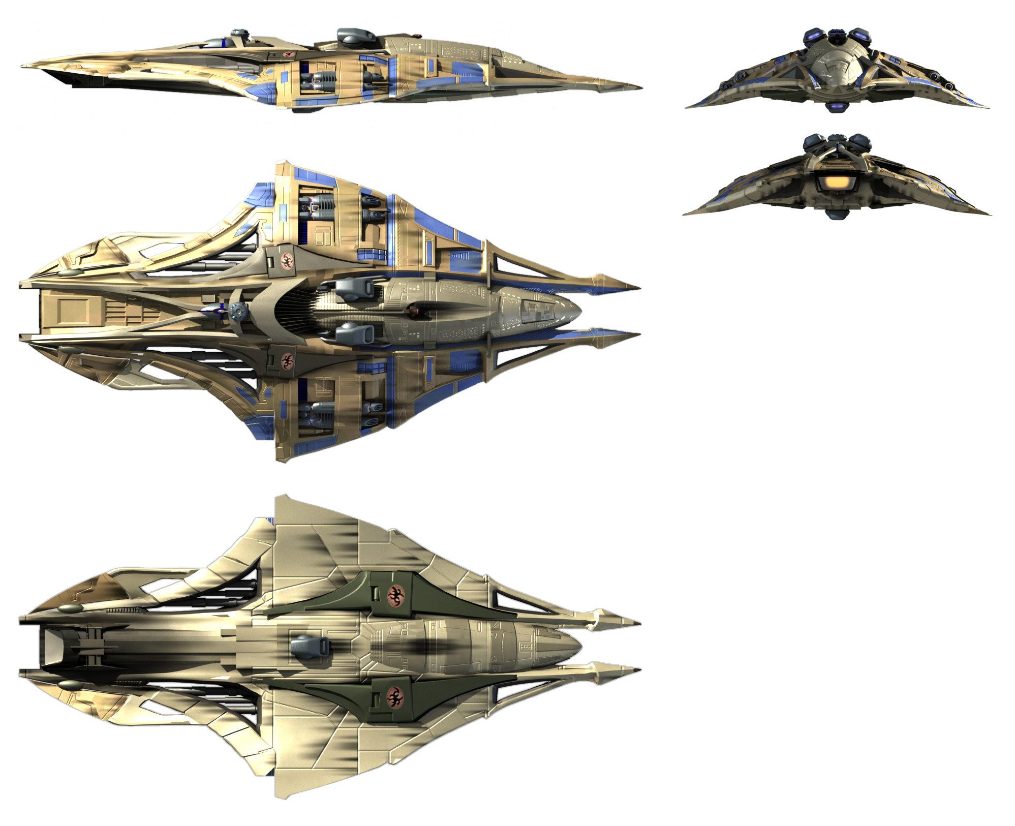 Ex Astris Enterprise B Model Ex Astris Scientia 22nd