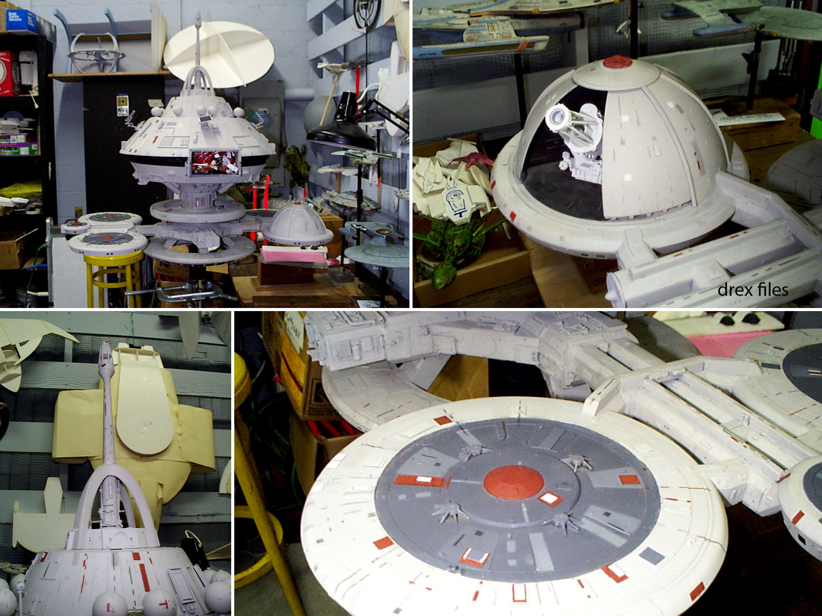ex astris scientia starship gallery federation space