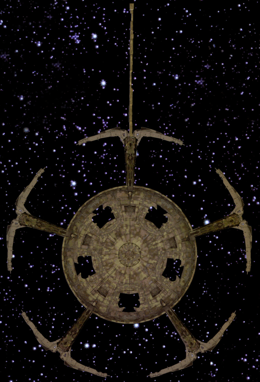 cardassian space station - photo #11