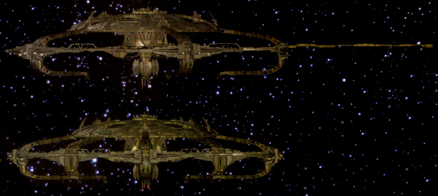 cardassian space station - photo #3