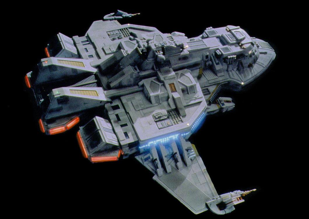 Star trek voyager spacecraft -  Star Trek Mechanics