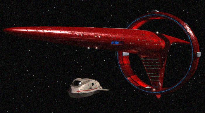 Flotte Vulcaine Shuttle-vulcan