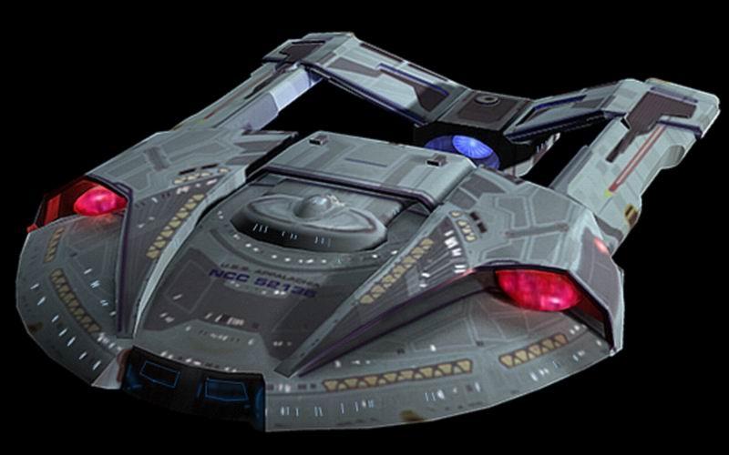 Ex Astris Scientia - Starship Gallery