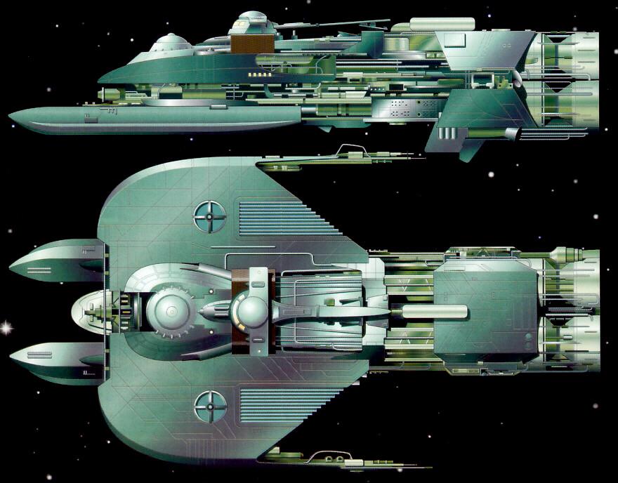 Star Trek Sheliak