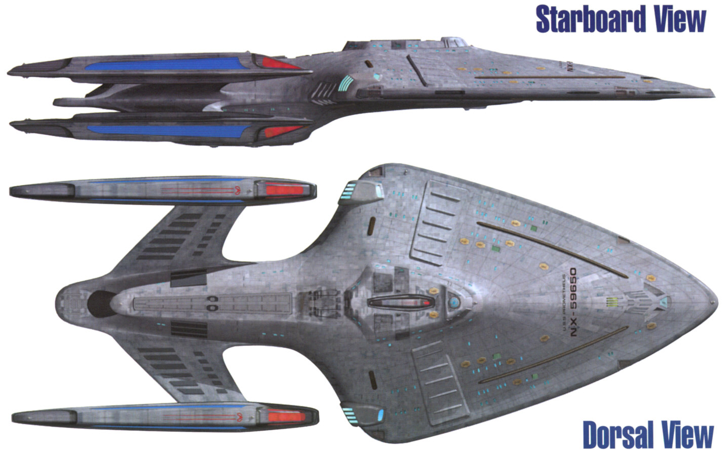 Re: Mod - Star Trek - The Borgwar