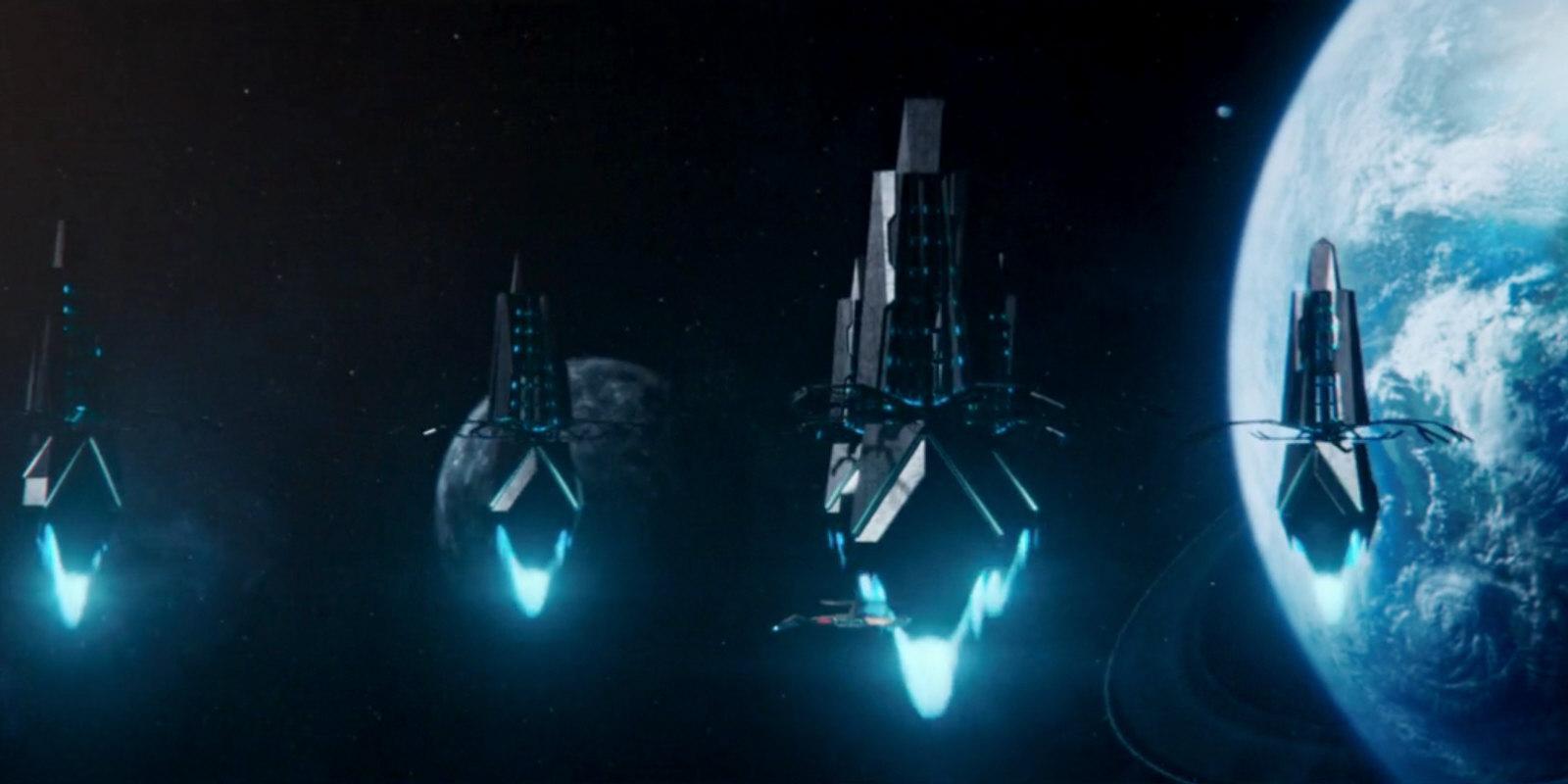 Ex Astris Scientia Discovery Alien Ship Classes