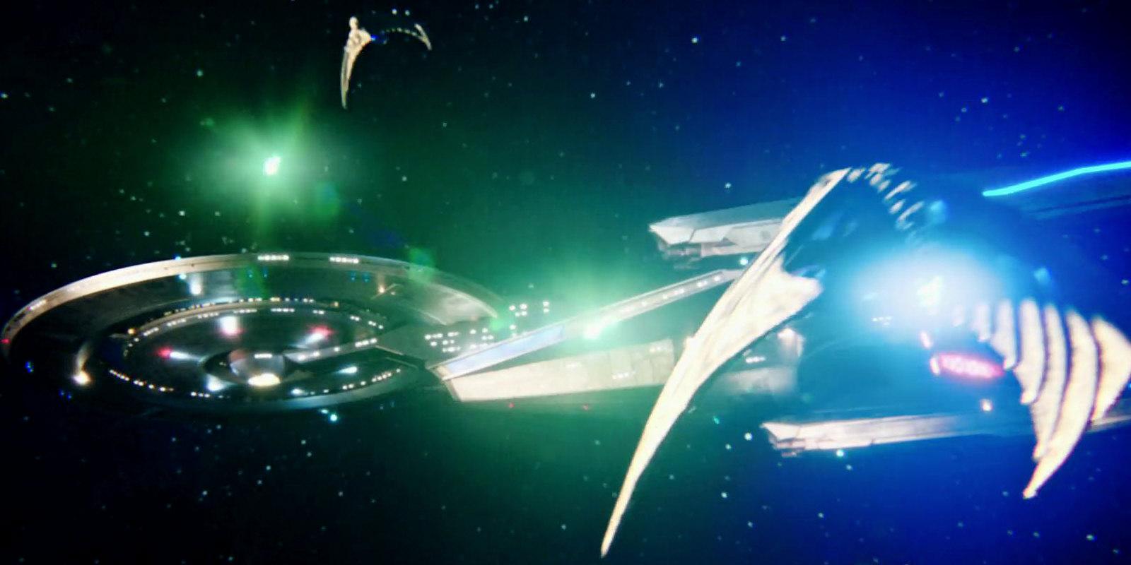 Klingon Bird Of Prey Tos Ex Astris Scient...