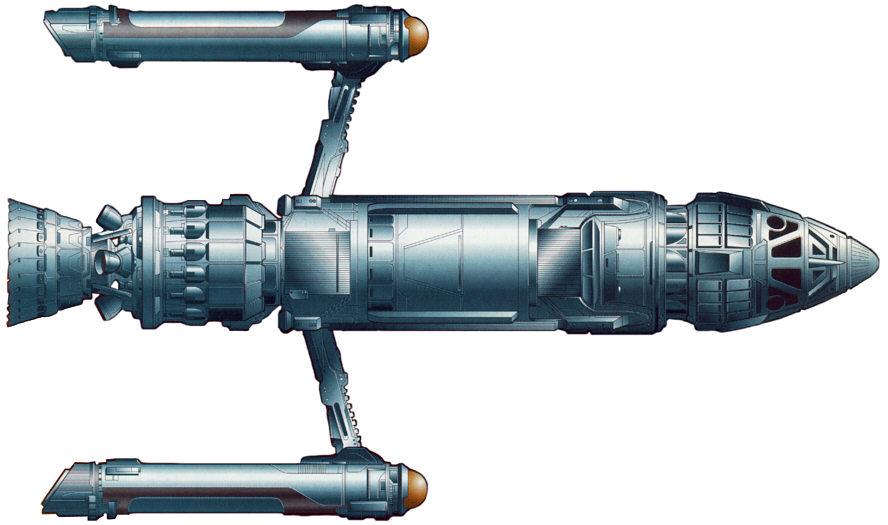 Resultado de imagem para zephram cochrane ship