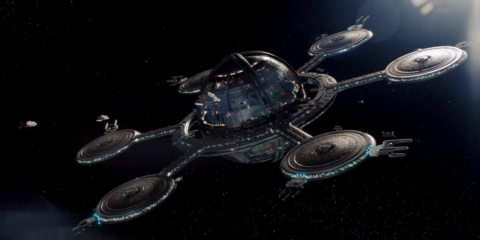 Perspective request: an Anaconda vs  the USS Enterprise : EliteDangerous