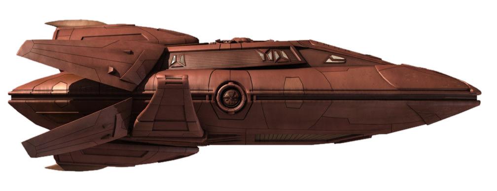 Ex Astris Scientia - Vulcan Ship Classes