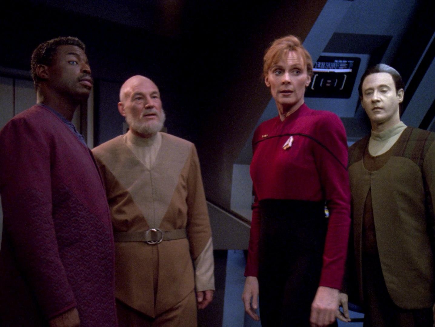Star Trek TNG 25th Reunion Panel HD Burton, Sirtis, Spiner, Dorn ...